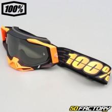 Goggles 100% Racecraft 2 Silver iridium screen suit
