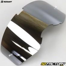 Escudo para gafas Kenny Performance con sistema iridium tear-off plateado