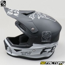 Helmet cross Freegun XP4 Speed gray