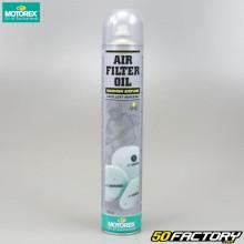 Air filter oil spray Motorex Air Filter Oil 206 750ml