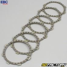 Verstärkte Kupplungsscheiben Yamaha DTMX  125 (1980 bis 1992) EBC