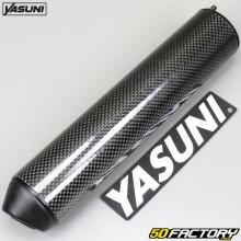 Silencieux universel Yasuni Max Serie carbone