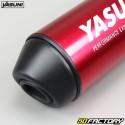 Silencieux Yasuni Max Serie rouge (passage à droite)