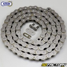 Chain 520 100 links Afam gray