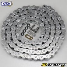 Chaîne 520 (joints toriques) 102 maillons Afam grise