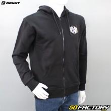 Sudadera zip sudadera con capucha Kenny Icon negra
