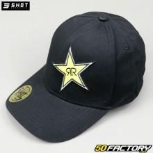 Baseballkappe Shot Rockstar Olly, schwarz