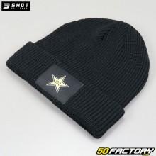 Mütze Shot Rockstar Miles, schwarz