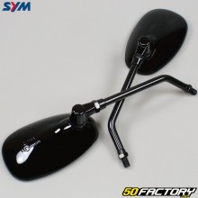 Rear view mirrors Sym XS 125 (2007 to 2016)