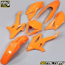 Fairing kit Beta RR 50 (2011 - 2020) Fifty Orange