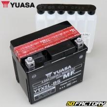 Bateria Yuasa YTX5L-BS 12V 4Ah manutenção sem ácido Derbi DRD Pro, Malaguti,  Booster,  Trekker,  Agility...