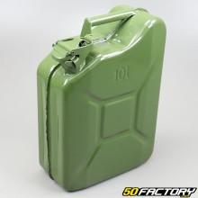 Jerry can de combustível de metal anticorrosivo 10L