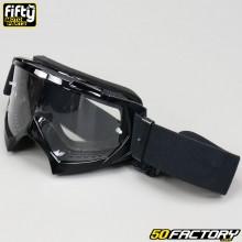 Crossbrille / Brillen  Fifty schwarz