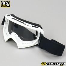 Crossbrille / Brillen  Fifty weiß