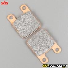 Brake pads racing Derbi Senda (before 2011), XP6, TKR,  Yamaha... SBS