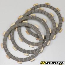Kupplungsscheiben ausgekleidet AM6 Minarelli