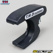 Patin de chaîne Yamaha YFZ et YFZ 450 R TM Designworks noir