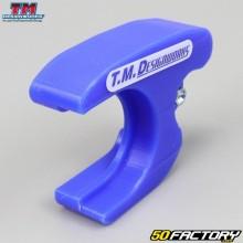 Patin de chaîne Yamaha YFZ et YFZ 450 R TM Designworks bleu