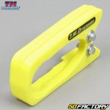Patin de chaîne Suzuki LTR 450 TM Designworks jaune