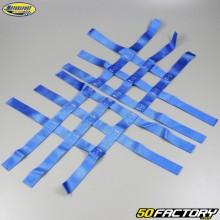 Nerf bars straps Yamaha YFZ 450, Suzuki LTR, Polaris Predator 500… Motorsport Products blue