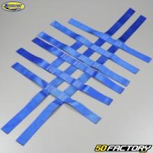 Nerf bars straps Yamaha YFM Raptor 125, 250, Blaster 200 and Banshee 350 Motorsport Products blue