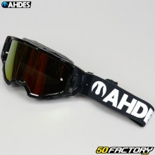 Gafas Ahdes black iridium red screen