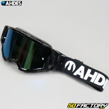 Gafas Ahdes black yellow iridium screen