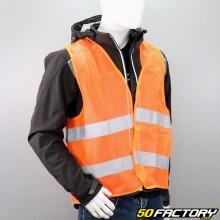 Orange safety vest