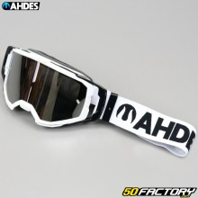 Gafas Ahdes white silver screen