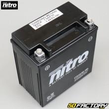 Batería Nitro Gel YTX16-BS 12V 14Ah Peugeot Metropolis,  Piaggio...