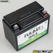 Batterie FB4L-B 12V 5Ah gel Derbi Senda 50, Aprilia, Honda 125... Fulbat
