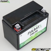 Batterie FTX9-BS 12V 8Ah gel Piaggio Zip, Sym Orbit, Xmax, Burgman... Fulbat