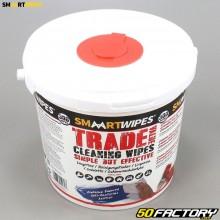 Paquete económico de toallitas limpiadoras Smaart Wipes (paquete de 300)