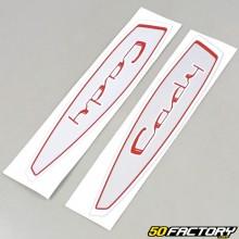Stickers de réservoir Motobécane Cady (grand modèle)
