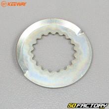 Placa de piñón de salida de caja de cambios Keeway RKV 125 (2011 - 2019)