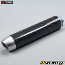 Silenziatore Turbokit Carbonio premium