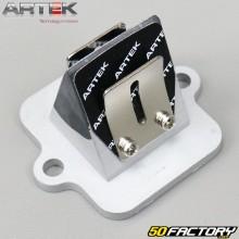 Caja de láminas Peugeot aire horizontal y líquido Jet fuerza, Ludix ... 50 2T Artek