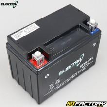 Batterie Elektra Battery ETX9 12V 8Ah gel Piaggio Zip, Sym Orbit, Xmax, Burgman...