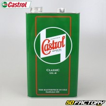Engine oil 4T  Castrol Vintage  XXL 40 (for motorcycles before 1970) 5L