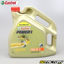 Engine Oil 4 15W50 Castrol Power 1 4L
