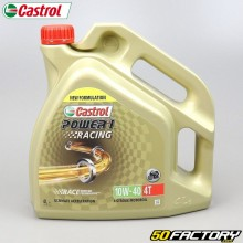 Engine Oil  4 10W40 Castrol Power 1 Racing 4L