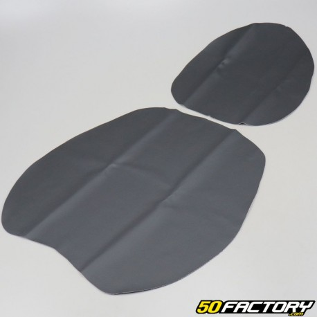 Saddle covers Aprilia SR black