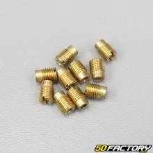 Gicleurs (kit de réglage) Gurtner Ø 6mm 75 à 98