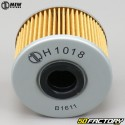 Filtro de aceite H1018 Honda TRX, SXS ... MIW