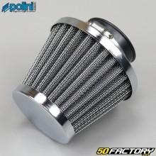Filtro aria carburatore PHVA, PHBN, PHBG e PHBD Ø35mm corto Polini grigio
