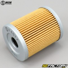 Filtro de óleo Y4017 Suzuki,  Sym,  Yamaha... MIW