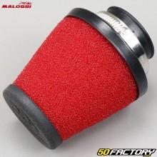 Filtro de ar do carburador PHVA, PHBN, PHBG, PHBL Malossi vermelho