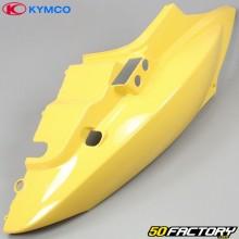 Carenagem traseira direita Kymco Agility Leve 4T amarelo (La Poste)