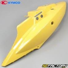 Carenagem traseira esquerda Kymco Agility Leve 4T amarelo (La Poste)
