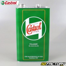 Engine Oil 4 20W50 Castrol Vintage XL (for motorcycles before 1980) 5L